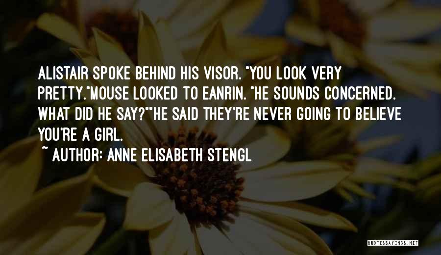 Spoiler Quotes By Anne Elisabeth Stengl