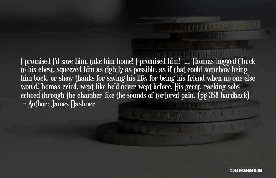 Spoiler Quotes By James Dashner