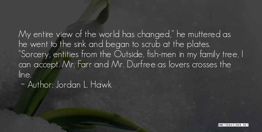 Spoiler Quotes By Jordan L. Hawk