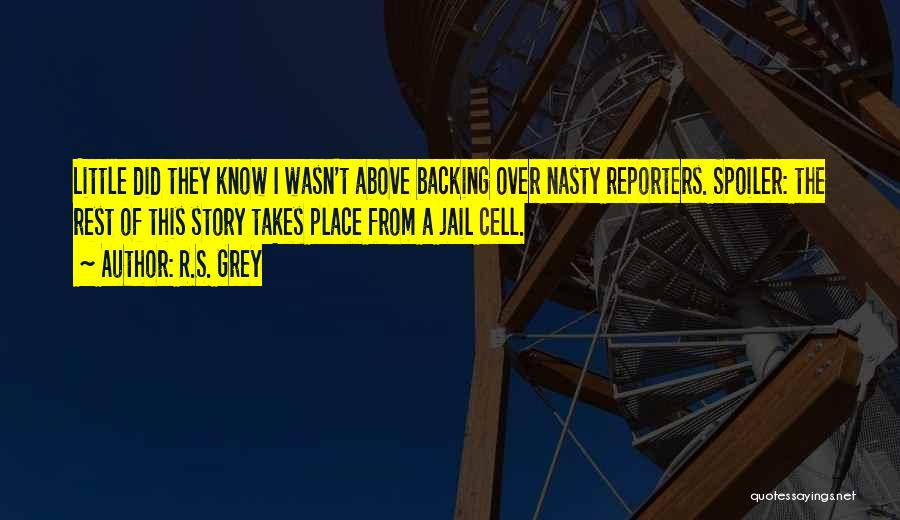 Spoiler Quotes By R.S. Grey
