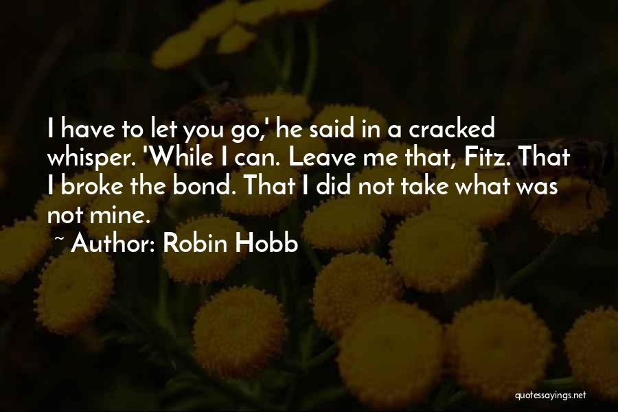 Spoiler Quotes By Robin Hobb