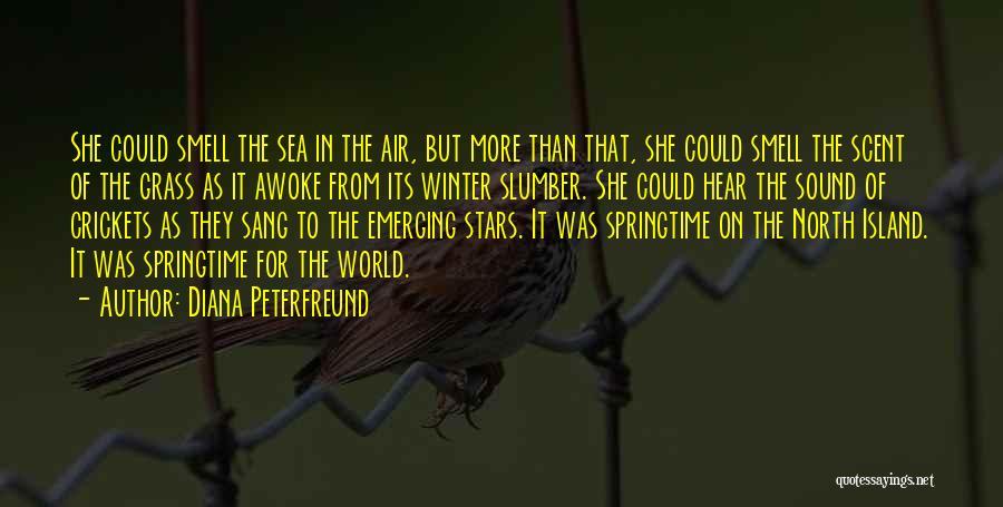 Springtime Quotes By Diana Peterfreund