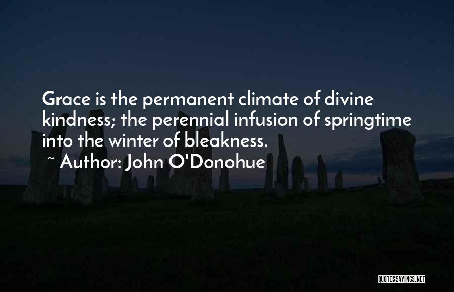 Springtime Quotes By John O'Donohue