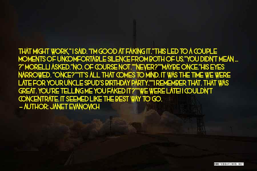 Spud 3 Quotes By Janet Evanovich