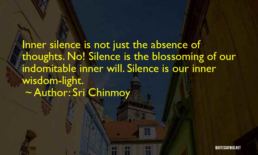 Sri Chinmoy Quotes 1192377
