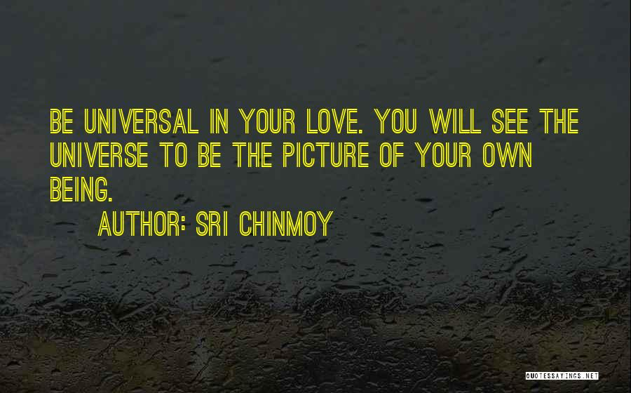 Sri Chinmoy Quotes 119759