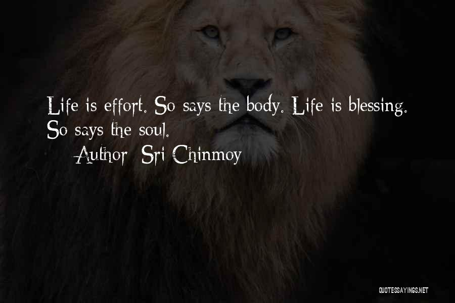 Sri Chinmoy Quotes 129818
