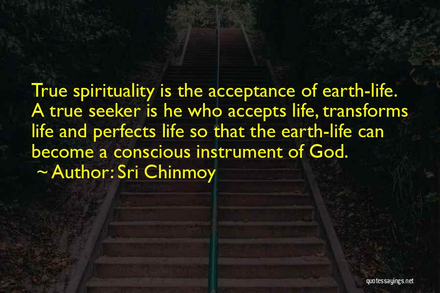 Sri Chinmoy Quotes 1736239