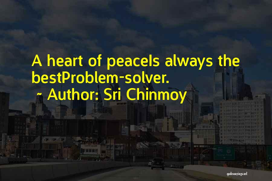 Sri Chinmoy Quotes 1887511