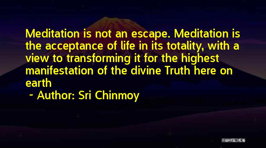 Sri Chinmoy Quotes 1914025