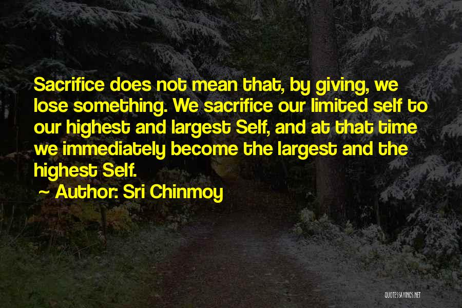 Sri Chinmoy Quotes 1920113