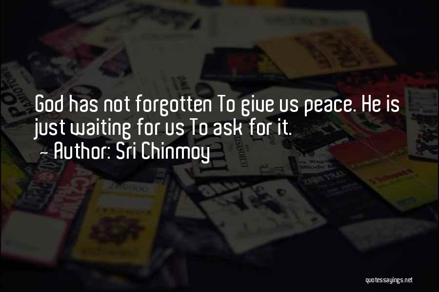 Sri Chinmoy Quotes 1947562