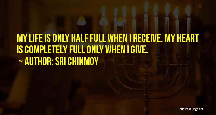 Sri Chinmoy Quotes 582959