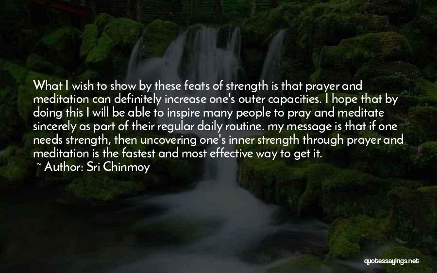 Sri Chinmoy Quotes 671624