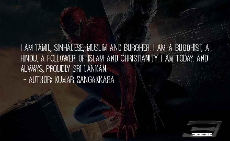 Sri Lankan Quotes By Kumar Sangakkara