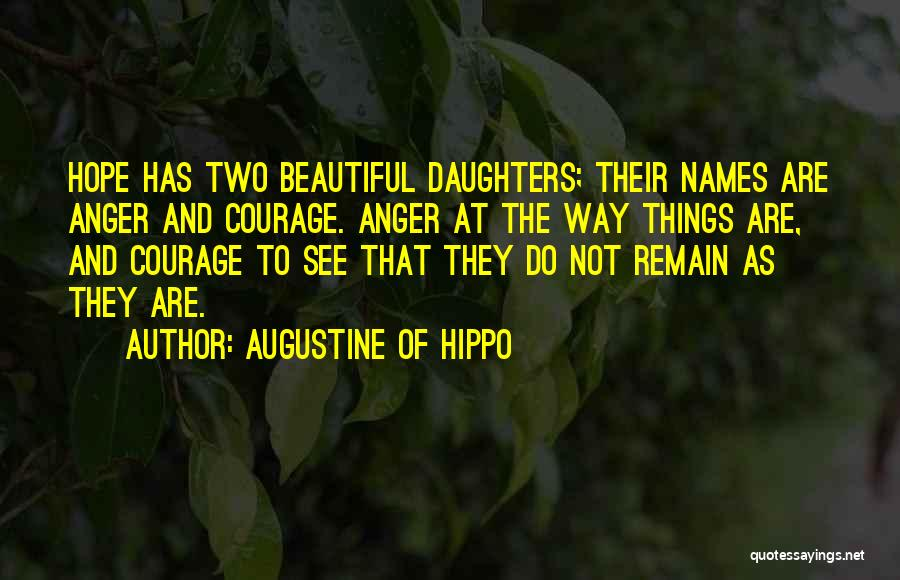 St. Augustine Of Hippo Quotes By Augustine Of Hippo