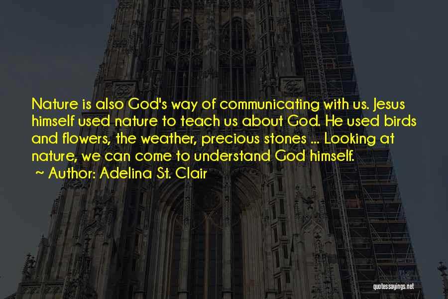 St Clair Quotes By Adelina St. Clair