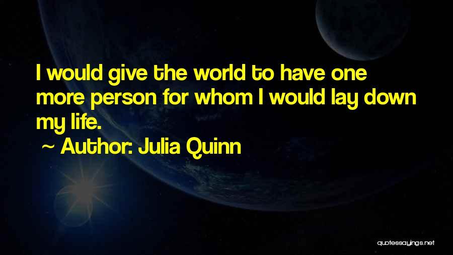 St Clair Quotes By Julia Quinn