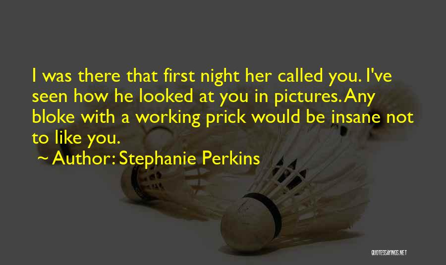 St Clair Quotes By Stephanie Perkins