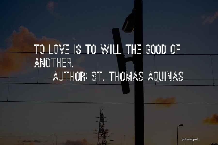 St. Thomas Aquinas Quotes 1449797