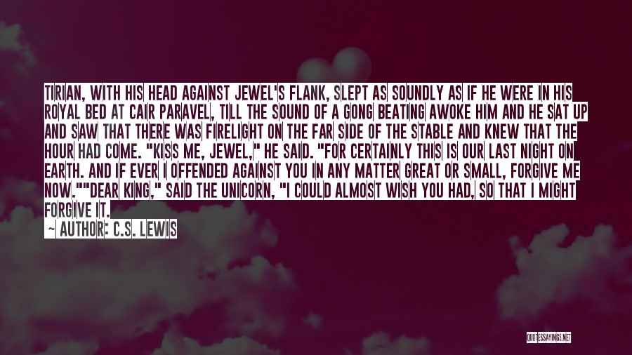 Stable Life Quotes By C.S. Lewis