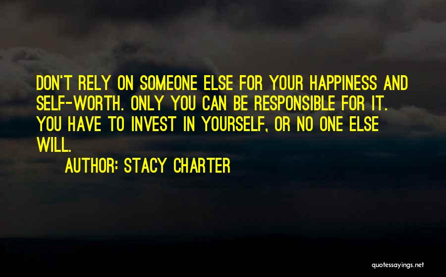 Stacy Charter Quotes 1118146