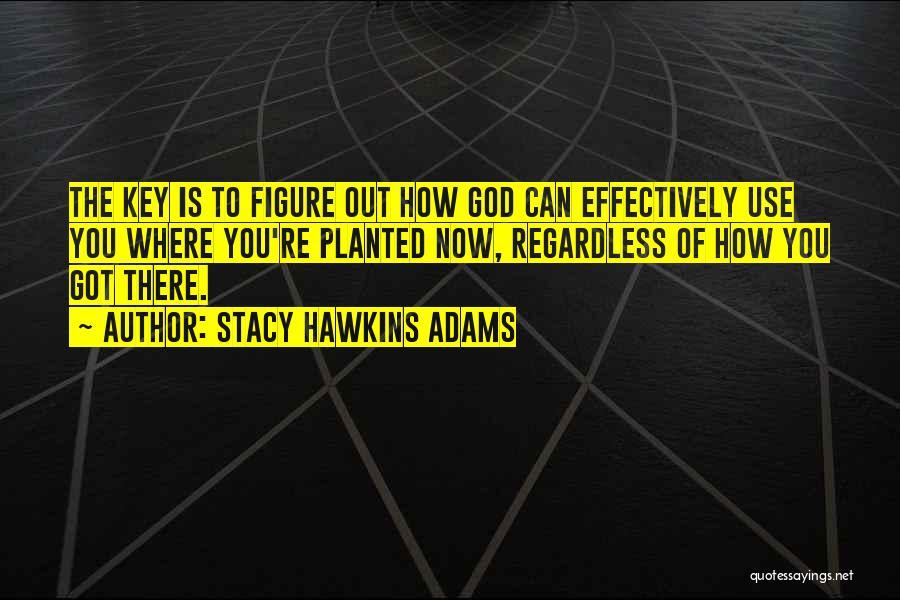 Stacy Hawkins Adams Quotes 259786