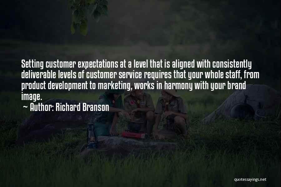 Staff Development Quotes By Richard Branson