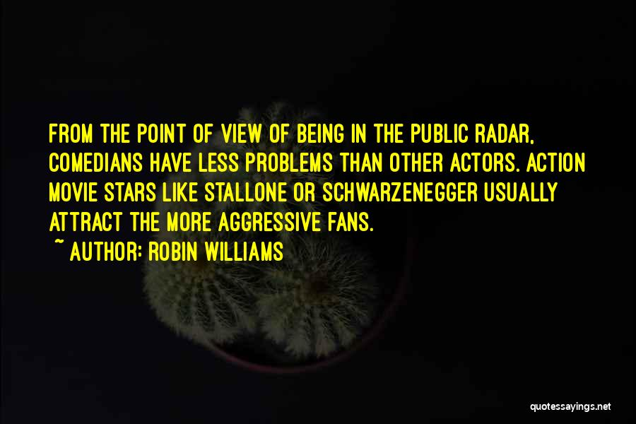 Stallone Movie Quotes By Robin Williams