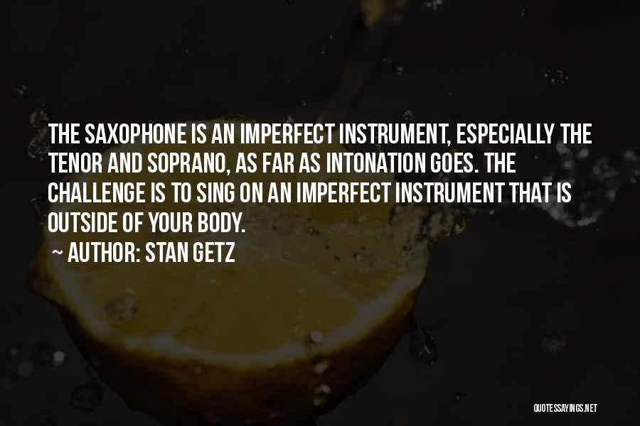 Stan Getz Quotes 210124