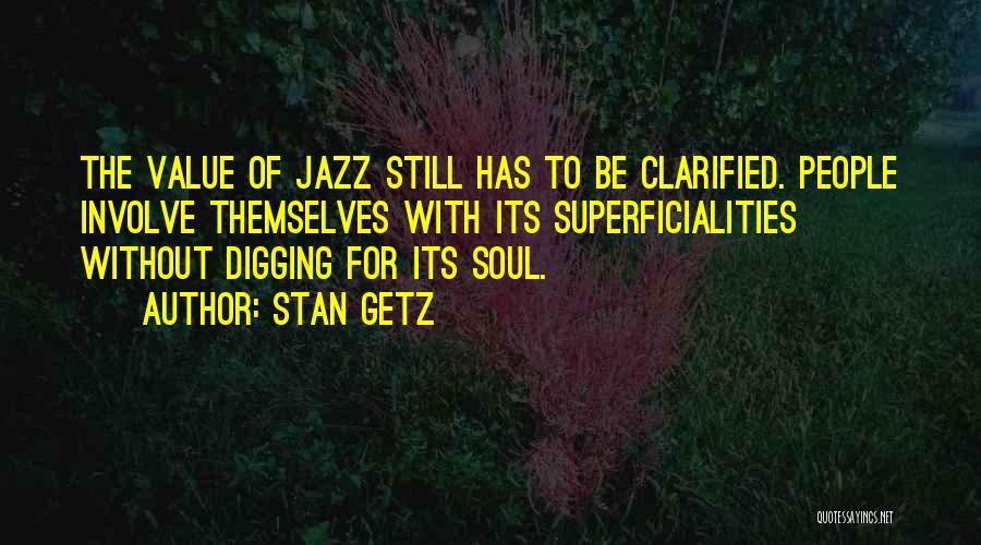 Stan Getz Quotes 234907