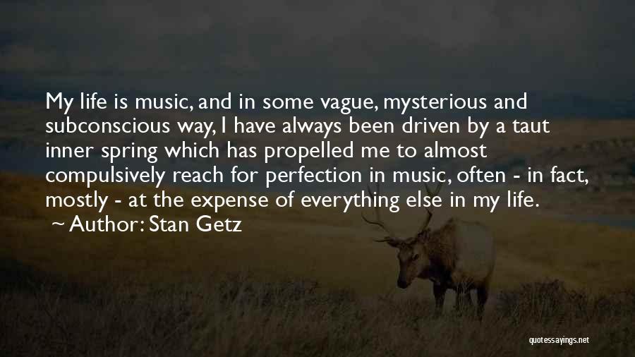 Stan Getz Quotes 362614