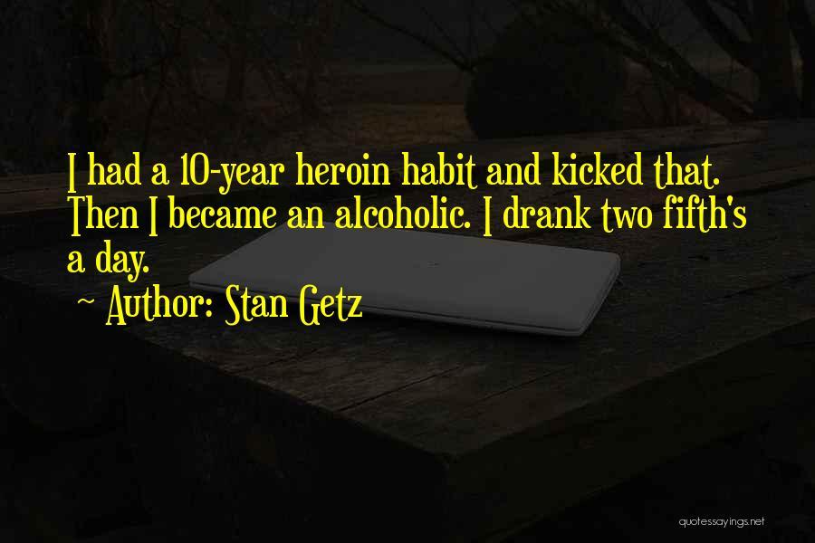 Stan Getz Quotes 885705