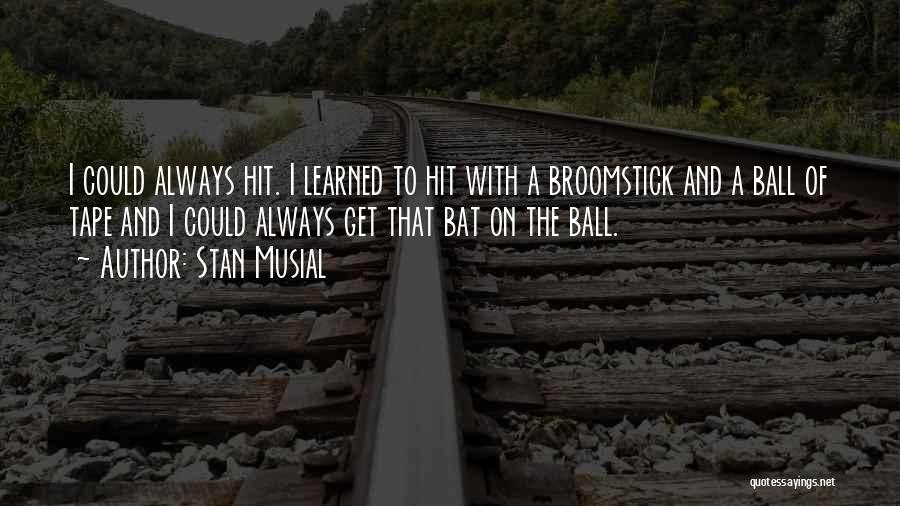 Stan Musial Quotes 1332413