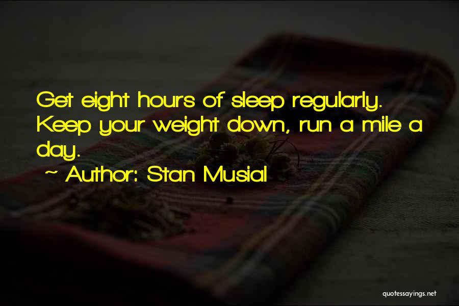 Stan Musial Quotes 154692