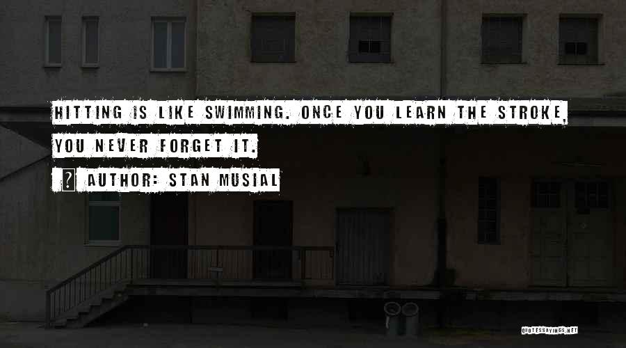 Stan Musial Quotes 800671