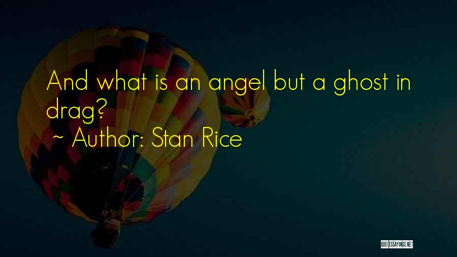 Stan Rice Quotes 1644923