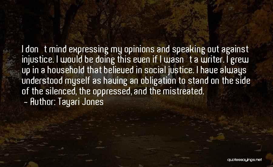Stand My Side Quotes By Tayari Jones