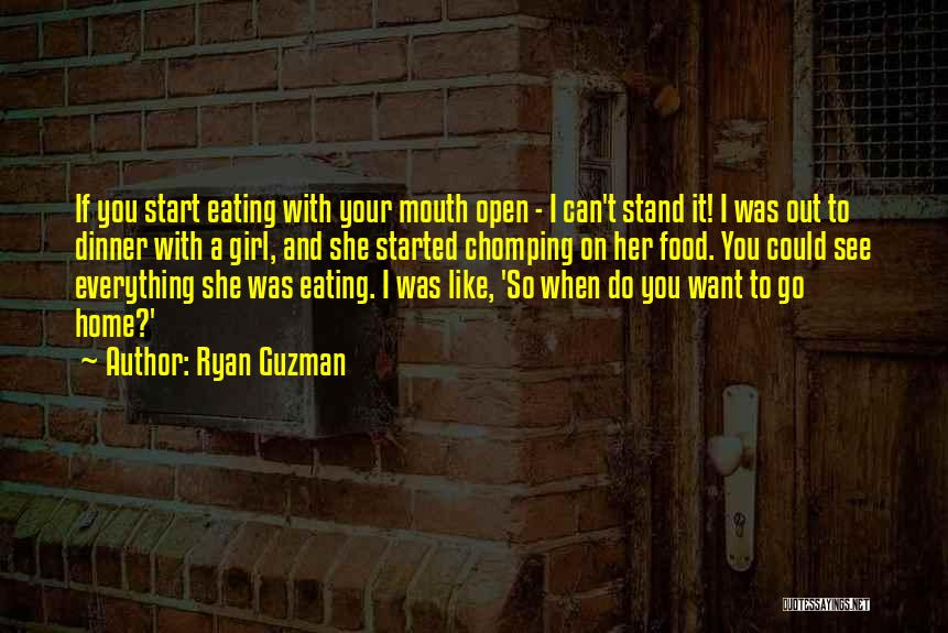 Stand Out Like A Quotes By Ryan Guzman