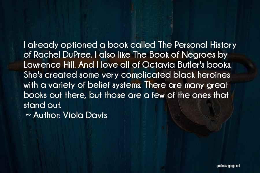 Stand Out Like A Quotes By Viola Davis