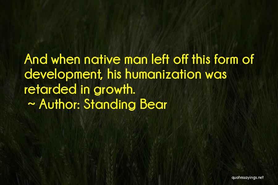Standing Bear Quotes 2209884