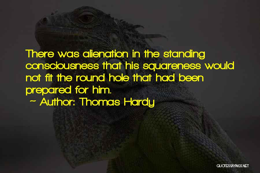 Standing By Your Family Quotes By Thomas Hardy