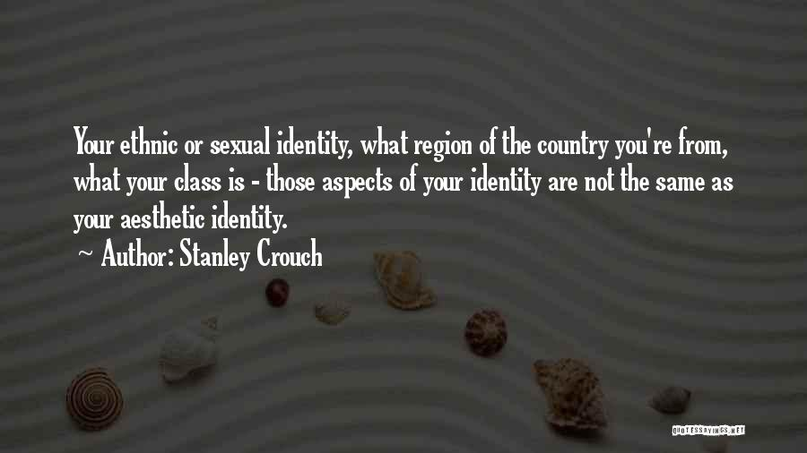 Stanley Crouch Quotes 1180968
