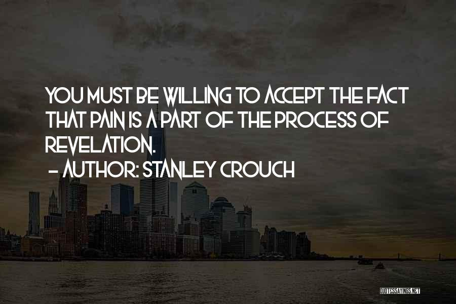 Stanley Crouch Quotes 1532282