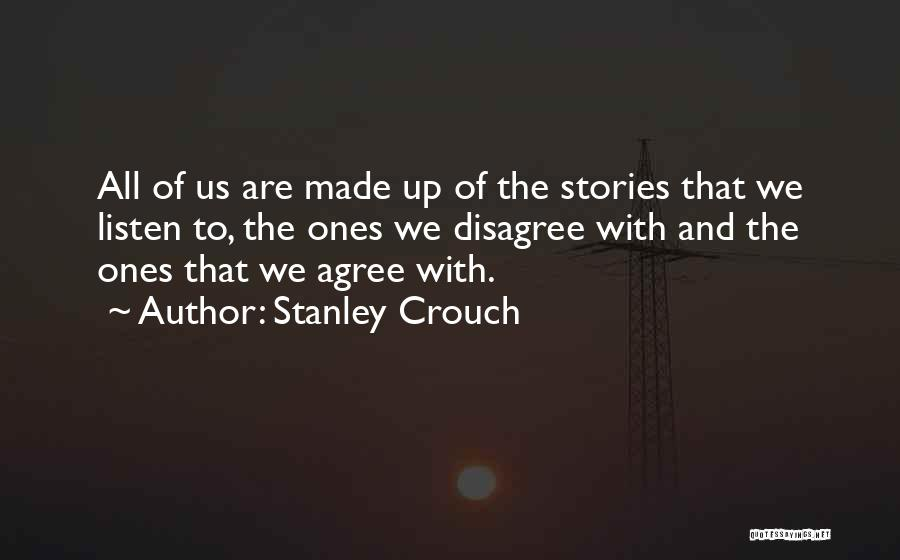 Stanley Crouch Quotes 1635902