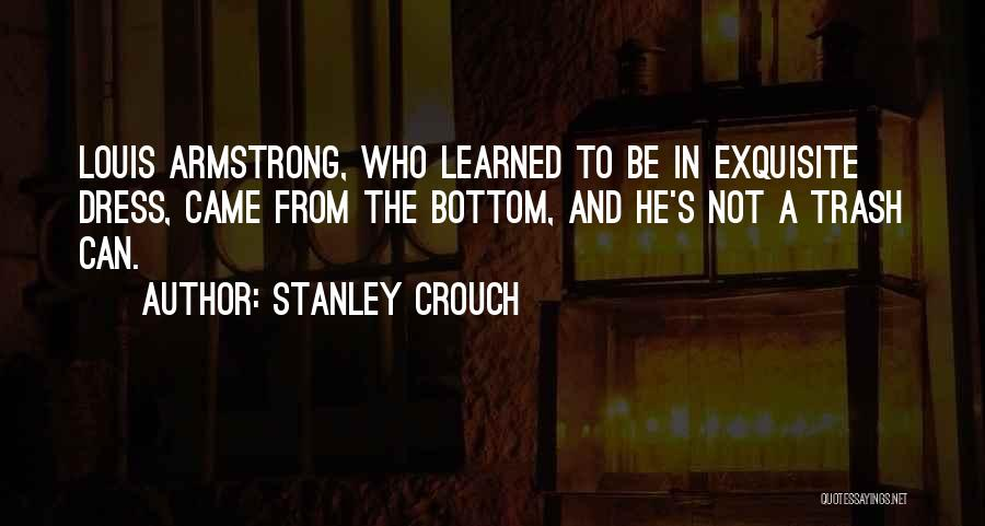 Stanley Crouch Quotes 219156