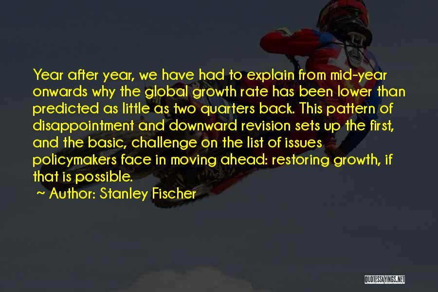 Stanley Fischer Quotes 935756