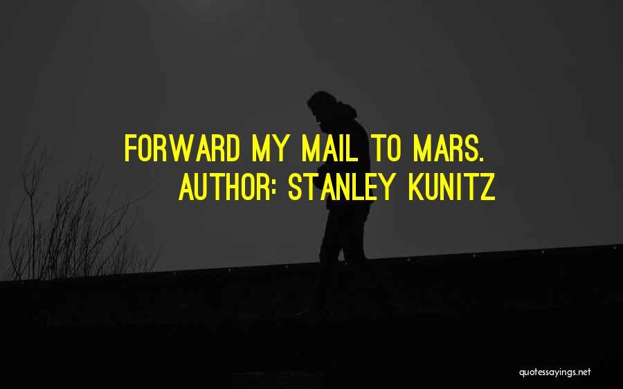 Stanley Kunitz Quotes 1915877