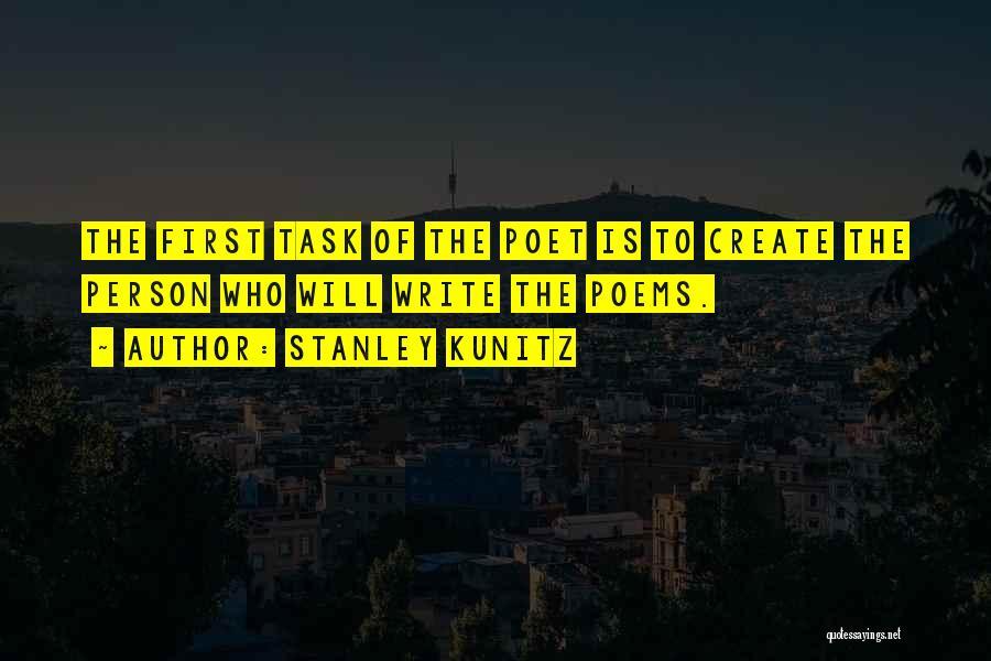Stanley Kunitz Quotes 719113