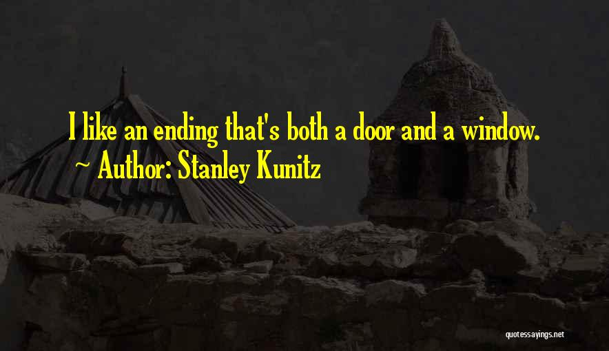 Stanley Kunitz Quotes 983963